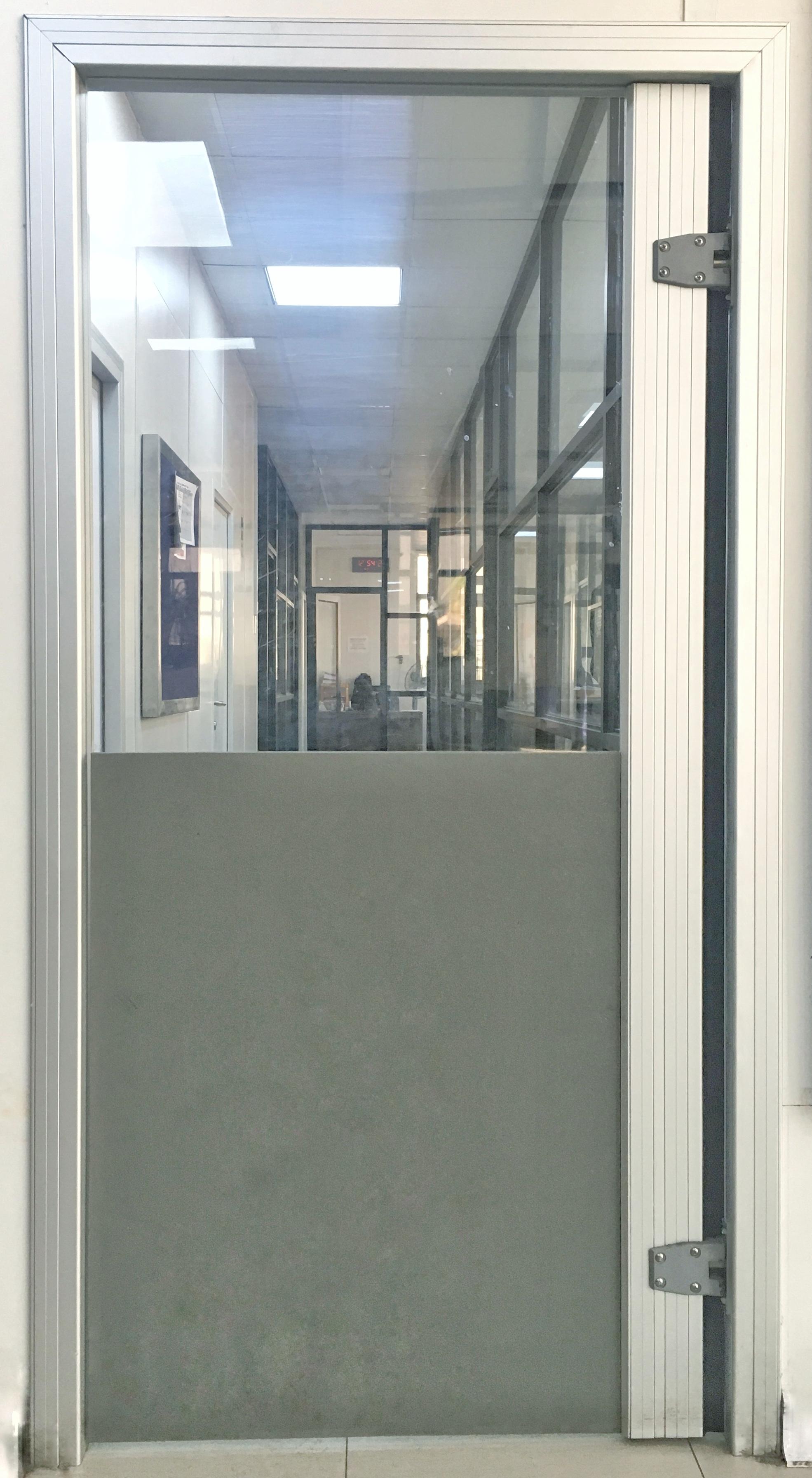 Puertas de policarbonato